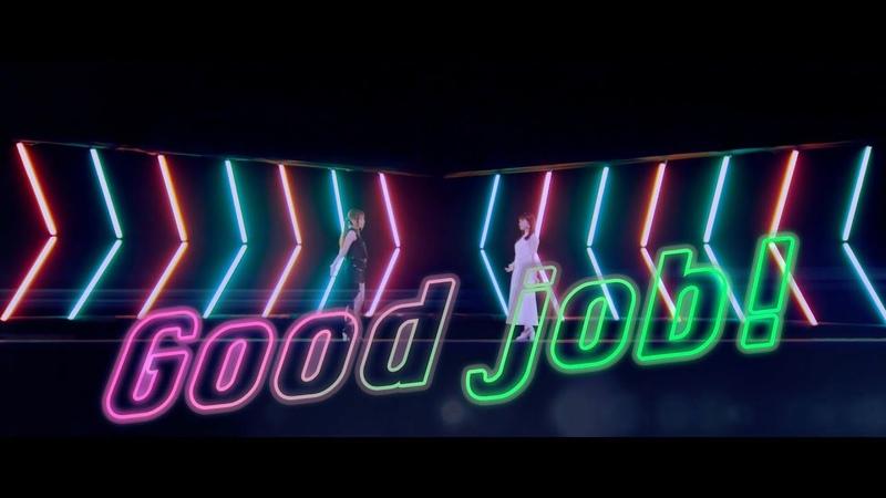 『Good job!』Music Video 2chorus Ver シェリル・ノーム starring May'n ランカ・リー=中島 愛_ 12