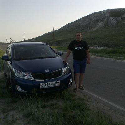 Алексей Кулаков, 27 июля , Жирновск, id91176166
