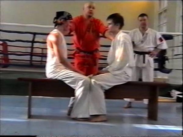 Андрей Кочергин. Семинар по ножу . часть 3