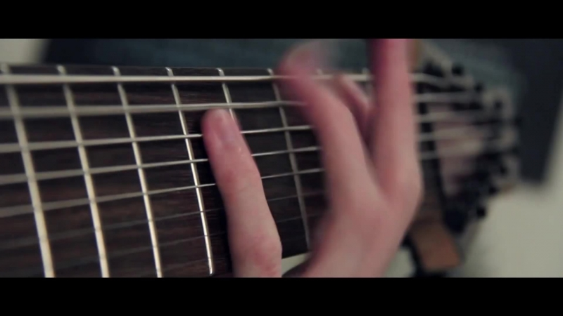 8 String Guitar In Unison