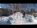 Церемония награждения победителей Лыжни России