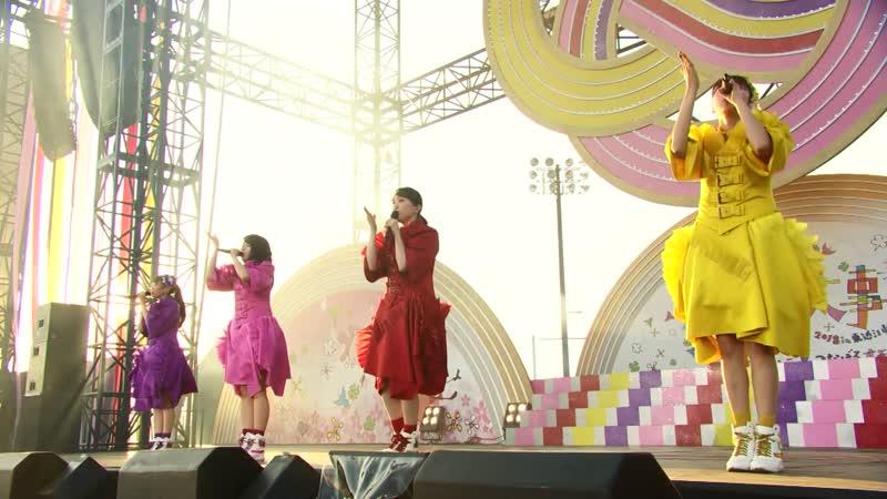 Momoiro Clover Z - Chintonshan (Haru no Ichidaiji 2018)