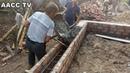 Amazing Technology Construction Concrete Beams Foundation Building House