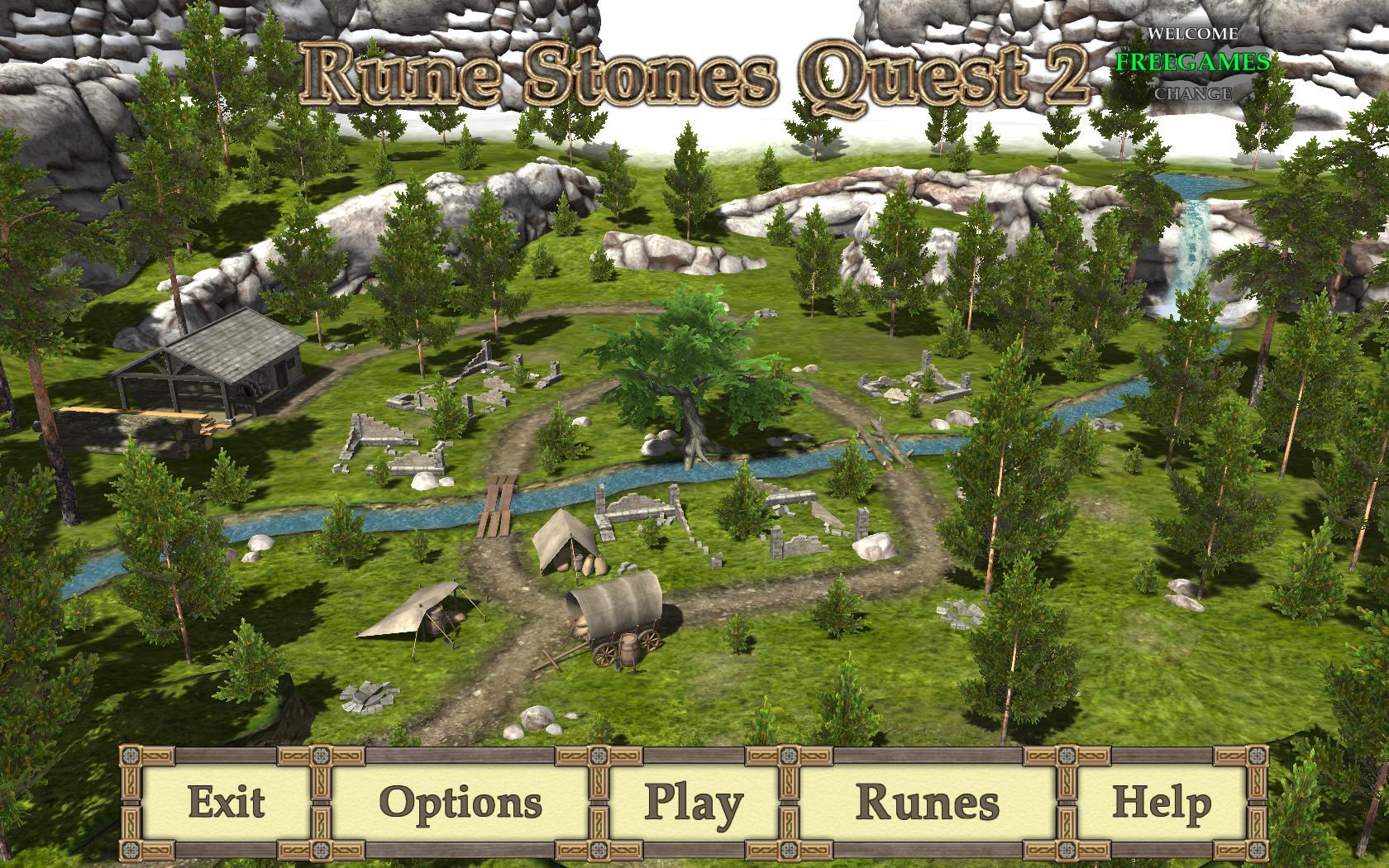 Rune Stones Quest 2 (En)