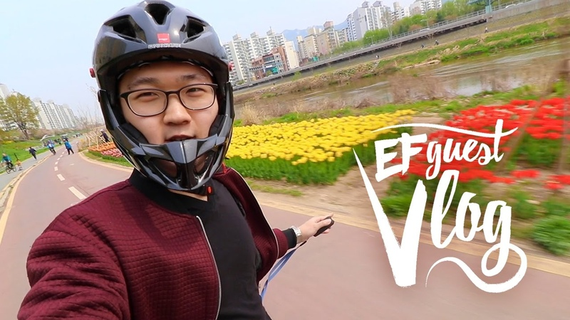 Why learn Spanish by Christian a.k.a. CoreanoVlogs from Korea – EF Guest Vlog