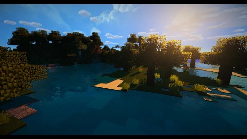 Minecraft 1.12.2 shader pack ultra