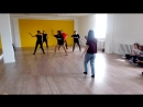 Мастер-класс по кей-поп танцам