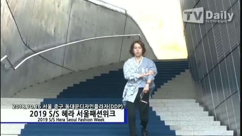 [VIDEO] 181016 INFINITE Dongwoo