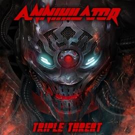 Annihilator альбом Triple Threat