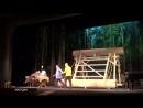 Спектакль Однажды мы все будем счастливы представил Вологодский ТЮЗ на малой сцене Магаданского театра