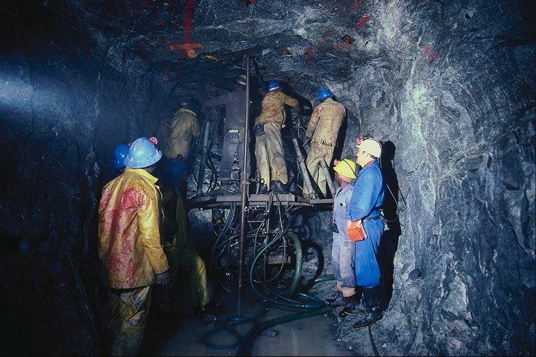 шахта 2