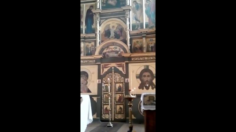 Церковь служба.3gp