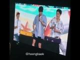 [FANCAM] 180805 Baekhyun - Overdose @ EXO-CBX Fan Event