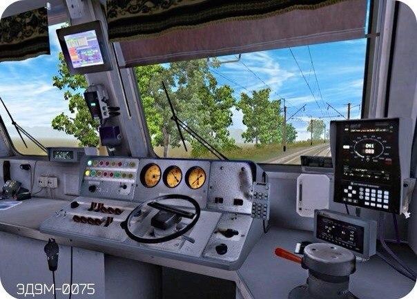 Паровоз CO17 - 4377 в Trainz - YouTube