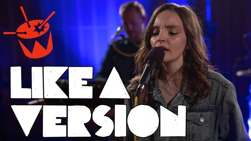 CHVRCHES cover Kendrick Lamar LOVE. for Like A Version