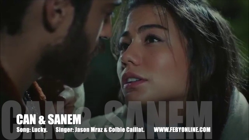 Can Sanem - Lucky (Im in Love with My Best Friend)