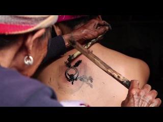 Kalinga's Whang Od and her dying art.