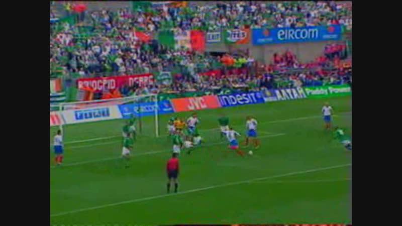 2003 ОЧЕ Ирландия - Россия (Игнашевич)