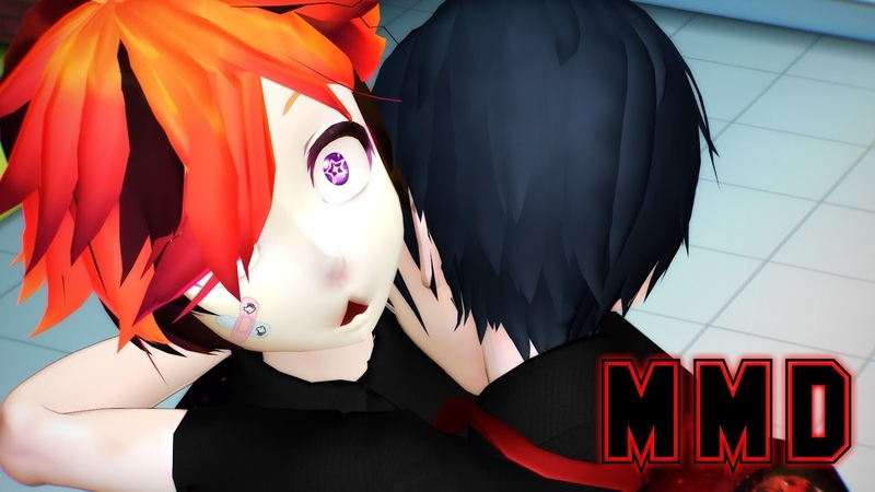【MMD】- Press this Button