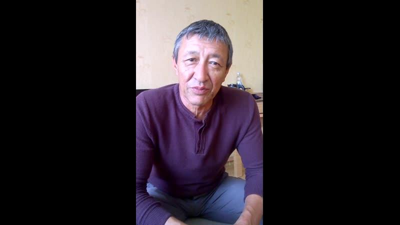 Сейдулла Молдаханов актёр Узбекистан о фильме На берегу мечты