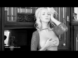 NUDE PHOTOGRAPHY russian model EKATERINA backstage video ANTON HARD PRODUCTION