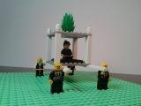 LEGO Самоделки - как сделать Паланкин из LEGO