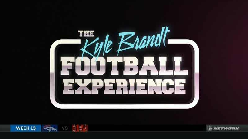 The Kyle Brandt Football Experience (NFL Network, 30.11.18)