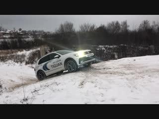 Макон Авто - Обзор Volkswagen Tiguan