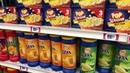 VLOG31: Сколько тратит на еду семья из 5 человек в США? Наш вариант расходов в Америке! Часть2.