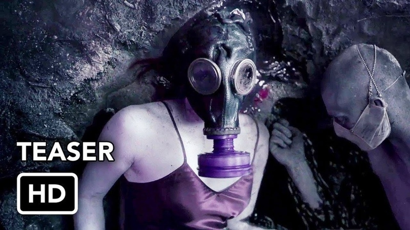 AMERICAN HORROR STORY: APOCALYPSE Hourglass Promo [HD] Sarah Paulson, Evan Peters, Kathy Bates
