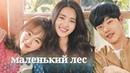 [Озвучка STEPonee] Маленький лес Фильм 2018 Южная Корея