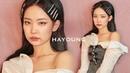 [ENG] 블랙핑크 제니 '솔로' 커버 메이크업 BLACKPINK Jennie ' SOLO ' Cover Makeup Tutorial 🖤💗   변하영 hayoung