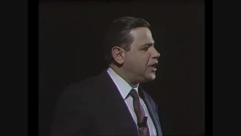 Е. Петросян - Развлекательная передача (Съезды) (1989)
