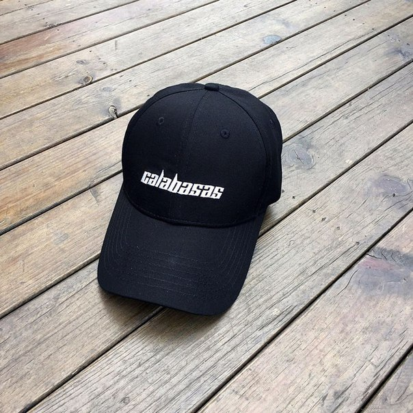 Kanye west Calabasas cap
