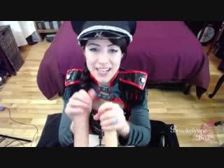 Brookelynne - Teaches You How To Jerk It With Femdom Stroke Drills [wank wankitnow strapon dildo jerk off joi cei dirty talk]