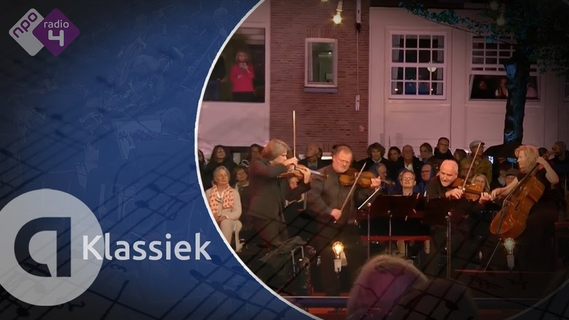 Khachaturian: Sabre Dance - Brodsky Quartet - Prinsengrachtconcert Amsterdam 2017