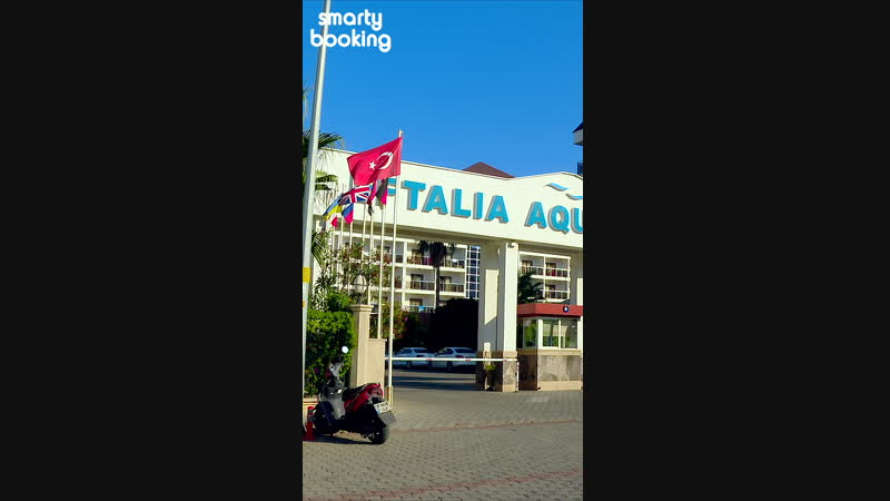 Eftalia Aqua Аланьи Турции