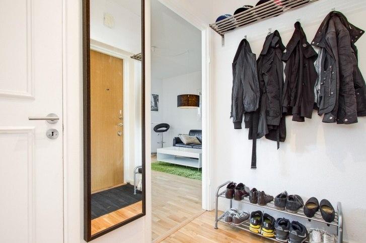 Квартира-студия 32 м в Европе.