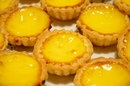 Puff pastry egg tarts 酥皮蛋撻