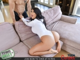 TeenCurves August Taylor - Thick Teen Gets The Dick Dream (18.08.2018) rq