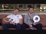 Николайс Мазурс и Янис Блумс в рубрике