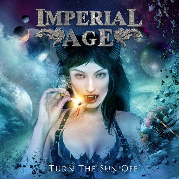 Вышел дебютный альбом IMPERIAL AGE - Turn The Sun Off! (2012)