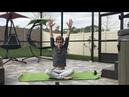 10 минут йоги 5 минут медитации . Утренняя практика для начинающих