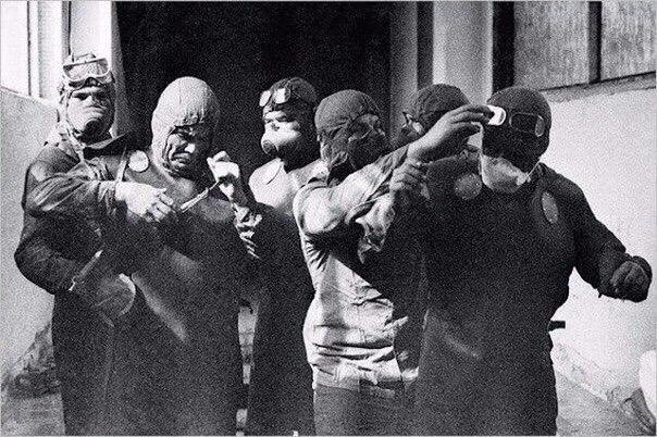 Забытые герои. Чернобыльские дайверы.