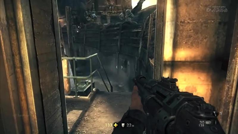 [BlackSilverUFA] Wolfenstein The New Order 1 - Бей фашистскую гадину!