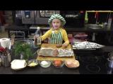 Кухня для маленьких часть 2