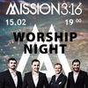 MISSION 3:16 Official