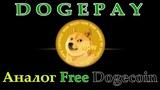 DOGEPAY! Аналог Сайта FREEDOGECOIN. Новый Сайт Догов 2018! Как Заработать Монету с Собачкой ?