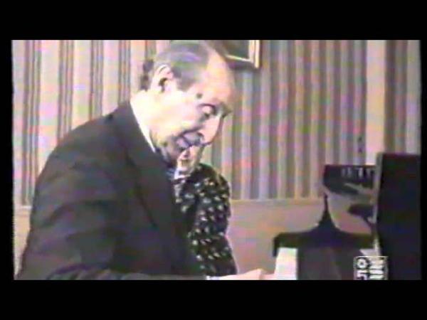 Horowitz Verdi-Liszt Rigoletto bit - run thru