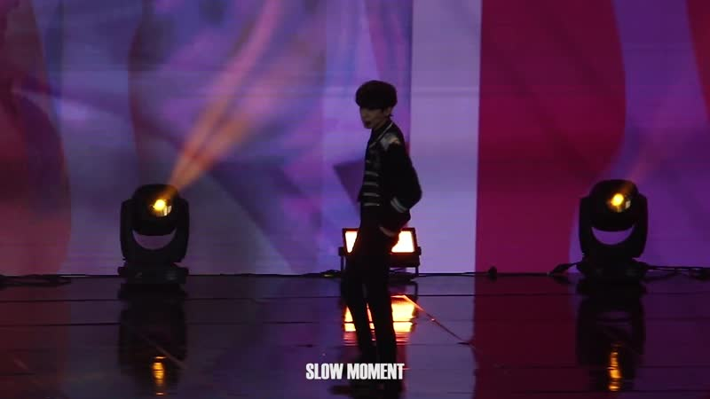 |FANCAM| Seventeen - Oh My! (Wonwoo focus) | 190106 @ Golden Disc Awards